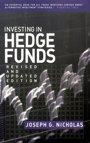 Investing in Hedge Funds, Revised and Updated Edition (0470885033) cover image