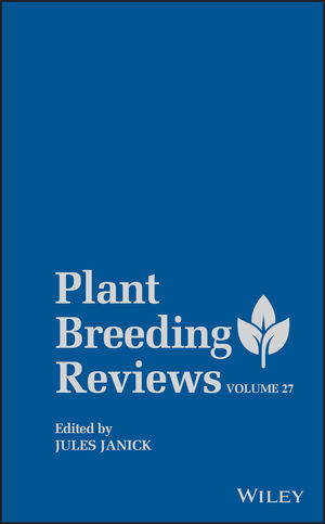 Plant Breeding Reviews, Volume 27 (0471732133) cover image