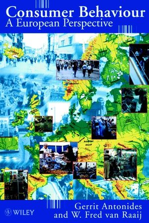 Consumer Behaviour: A European Perspective (0471975133) cover image