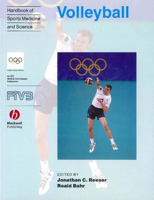 Handbook of Sports Medicine and Science, Volleyball (0632059133) cover image