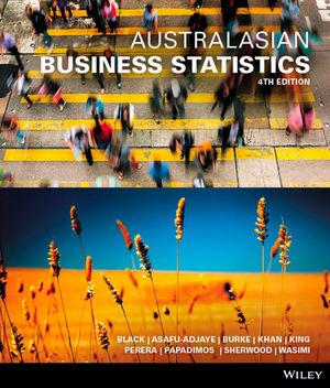 Australasian Business Statistics, 4th Edition