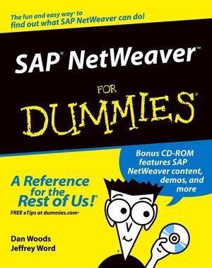 SAP NetWeaver For Dummies