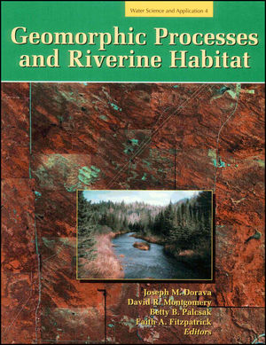 Geomorphic Processes and Riverine Habitat (0875903533) cover image