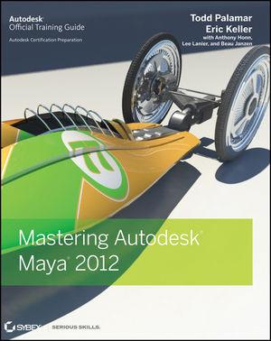 Mastering Autodesk Maya 2012 (1118148533) cover image