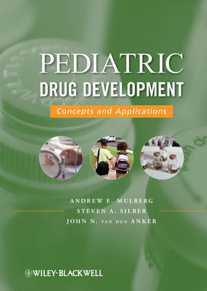 Pediatric Drug Development: Concepts and Applications (1118210433) cover image