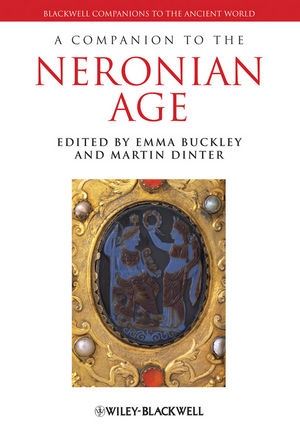 A Companion to the Neronian Age (1118316533) cover image