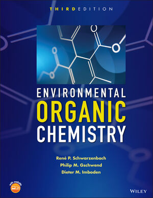 Environmental Organic Chemistry, 3rd Edition (1118767233) cover image