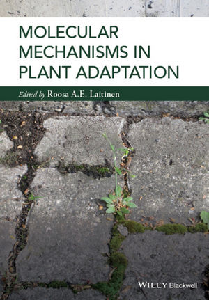 Molecular Mechanisms in Plant Adaptation (1118860233) cover image