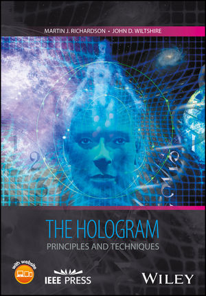 The Hologram: Principles and Techniques (1119088933) cover image