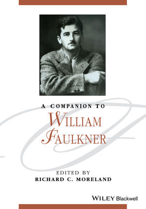 A Companion to William Faulkner (1119117933) cover image