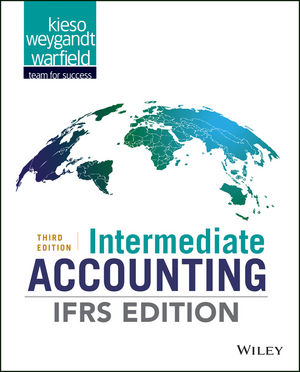 Intermediate Accounting 3rd Edition Ifrs Edition Wiley