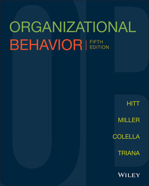 Organizational Behavior, 5th Edition