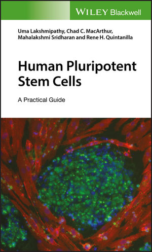 Human Pluripotent Stem Cells: A Practical Guide (1119394333) cover image