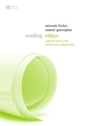 Reading Ethics (1405124733) cover image