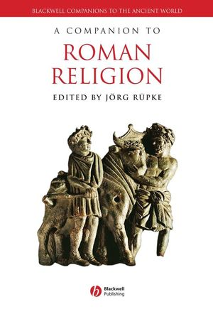 A Companion to Roman Religion (1405129433) cover image