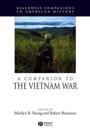 A Companion to the Vietnam War (1405149833) cover image