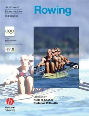 Handbook of Sports Medicine and Science, Rowing (1405153733) cover image
