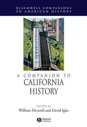 A Companion to California History (1405161833) cover image