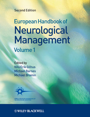European Handbook of Neurological Management, 2nd Edition, Volume 1 (1405185333) cover image