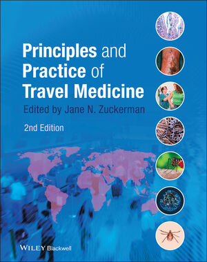 Principles and Practice of Travel Medicine, 2nd Edition (1405197633) cover image