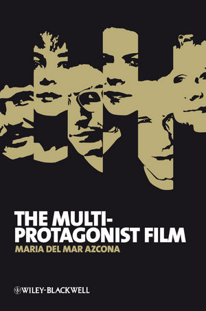 The Multi-Protagonist Film (1444333933) cover image