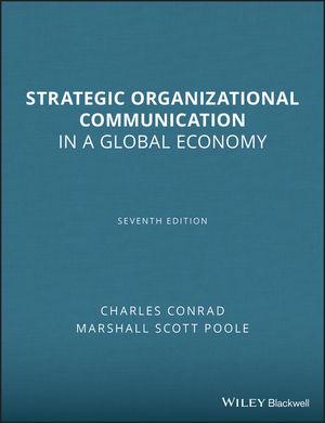 Strategic Organizational Communication: In a Global Economy, 7th Edition