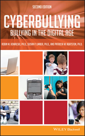 Cyberbullying: Bullying in the Digital Age, 2nd Edition (1444356933) cover image