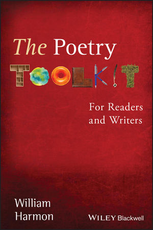 The Poetry Toolkit: For Readers and Writers (1444361333) cover image