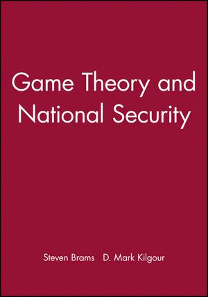 Game Theory and National Security (1557860033) cover image