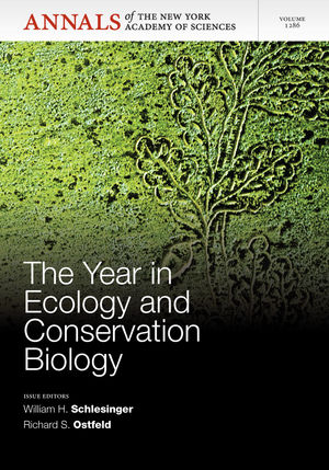 The Year in Ecology and Conservation Biology, Volume 1286