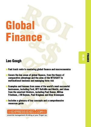 Global Finance: Finance 05.02