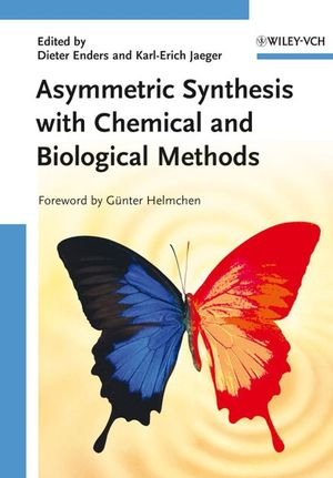 Asymmetric Synthesis with Chemical and Biological Methods (3527314733) cover image