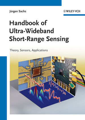 Handbook of Ultra-Wideband Short-Range Sensing (3527408533) cover image