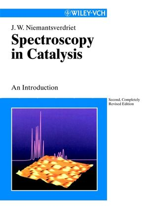 Spectroscopy in Catalysis: An Introduction, 2nd Completely Revised Edition (3527614133) cover image