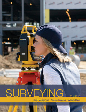 Surveying, 6th Edition (EHEP002033) cover image