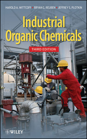 Industrial Organic Chemicals, 3rd Edition (0470537434) cover image