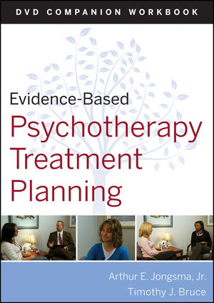 Evidence-Based Psychotherapy Treatment Planning Workbook (0470548134) cover image
