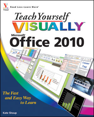 Teach Yourself VISUALLY Office 2010 (0470571934) cover image
