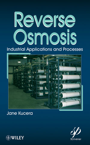 Reverse Osmosis: Design, Processes, and Applications for Engineers (0470618434) cover image