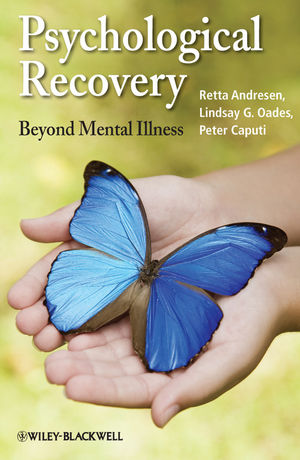 Psychological Recovery: Beyond Mental Illness (0470711434) cover image