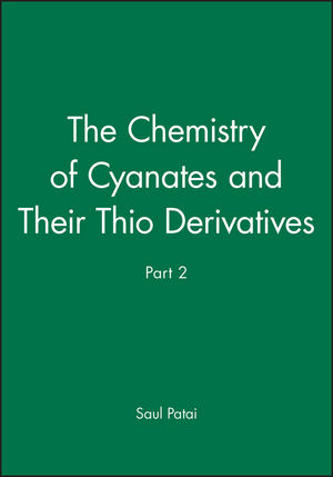 The Chemistry of Cyanates and Their Thio Derivatives, Part 2