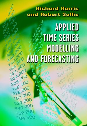 Applied Time Series Modelling and Forecasting (0470844434) cover image