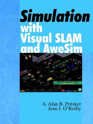 Simulation with Visual SLAM and AweSim, 2nd Edition