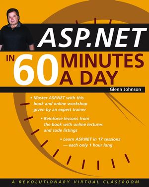 ASP.NET in 60 Minutes a Day (0471430234) cover image