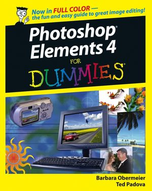 Photoshop Elements 4 For Dummies (0471793434) cover image