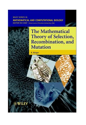 The Mathematical Theory of Selection, Recombination, and Mutation