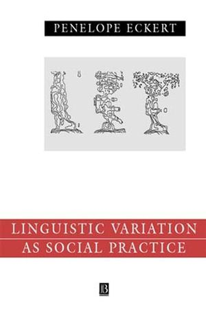 Language Variation as Social Practice: The Linguistic Construction of Identity in Belten High (0631186034) cover image