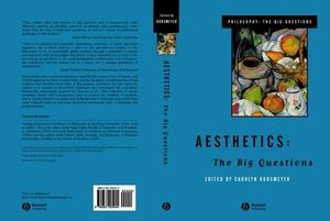 Aesthetics: The Big Questions (0631205934) cover image
