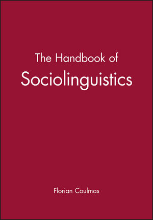 The Handbook of Sociolinguistics