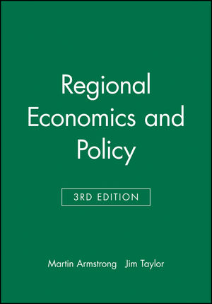 Regional Economics and Policy, 3rd Edition